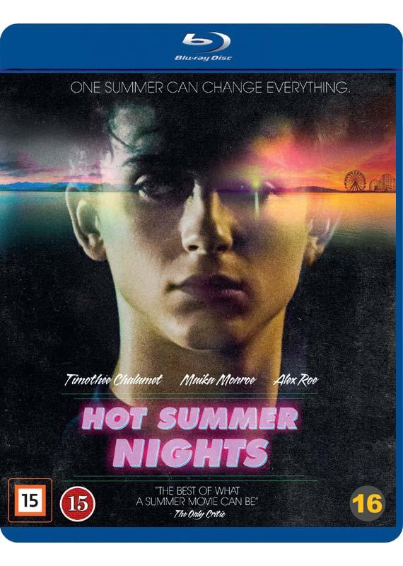 Hot Summer Nights -  - Film -  - 5053083212513 - 20/4-2020