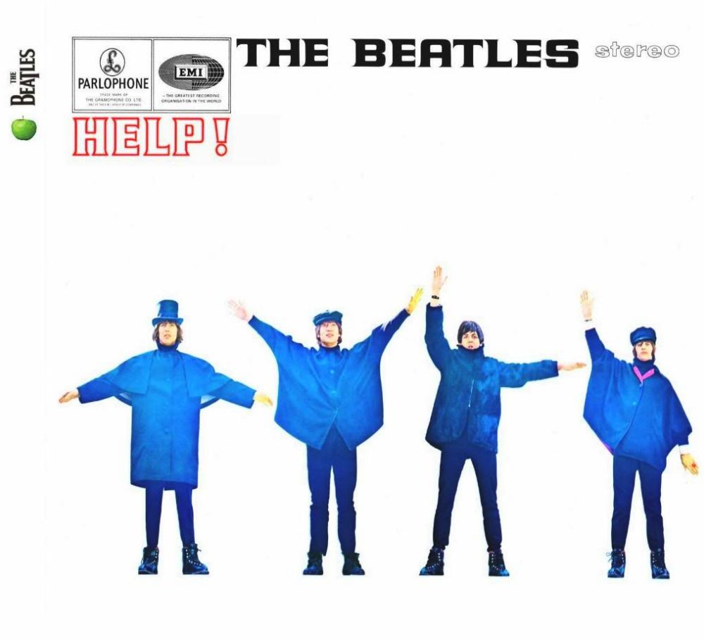 Help! (Stereo) - The Beatles - Musik - CAPITOL - 0094638241515 - 12/11-2012