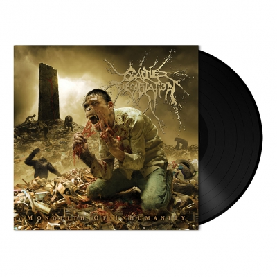 Monolith of Inhumanity - Cattle Decapitation - Musik - METAL BLADE RECORDS - 0039842516516 - 25/9-2020