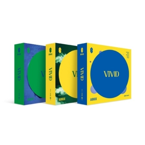 Vivid - Ab6ix - Musik - WARN - 8809355976518 - 12/6-2020
