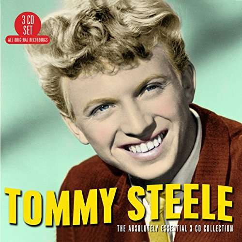The Absolutely Essential 3 Cd Collection - Tommy Steele - Musik - BIG 3 - 0805520131520 - 30/6-2017