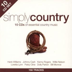 Simply Country - V/A - Musik - SIMPLY - 0698458000521 - 30/7-2012