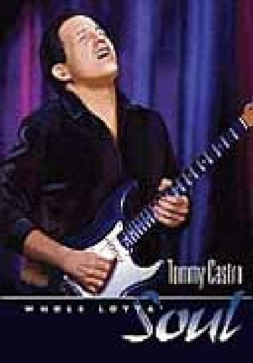 Whole Lotta Soul - Tommy Castro - Film - Blind Pig Records - 0019148600522 - 25/10-2005