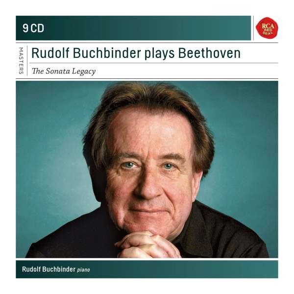 Beethoven - the Sonata Legacy - Rudolf Buchbinder - Musik - RCA RED SEAL - 0194398005522 - 9/10-2020