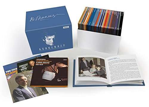 Ashkenazy / Complete Concerto Recordings - Vladimir Ashkenazy - Musik - DECCA - 0028948317523 - 30/6-2017