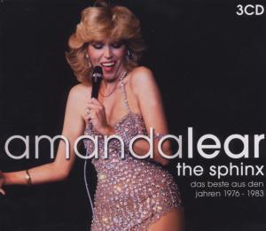 Sphinx -best Of- - Amanda Lear - Musik - SONY MUSIC - 0828768593523 - 26/3-2009