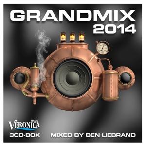 Grandmix 2014 - Ben Liebrand - Musik - SONY - 0888750114525 - 3/2-2015