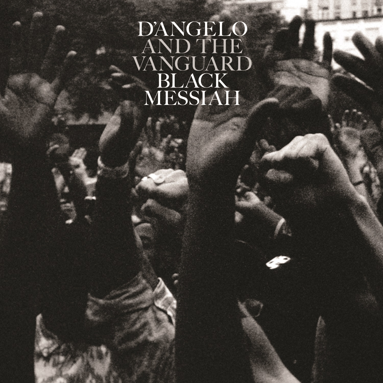 Black Messiah - D'Angelo and The Vanguard - Musik - RCA - 0888750565525 - 15/12-2014