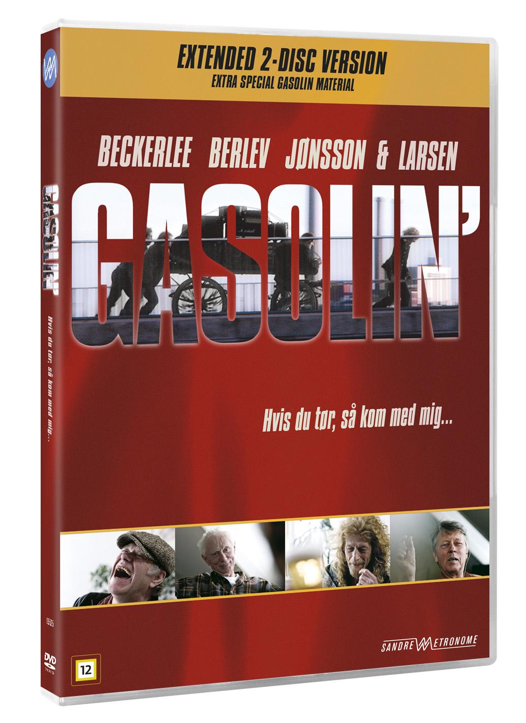 Gasolin' - Hvis Du Tør, Så Kom Med Mig -  - Film -  - 5709165955525 - 22/11-2018