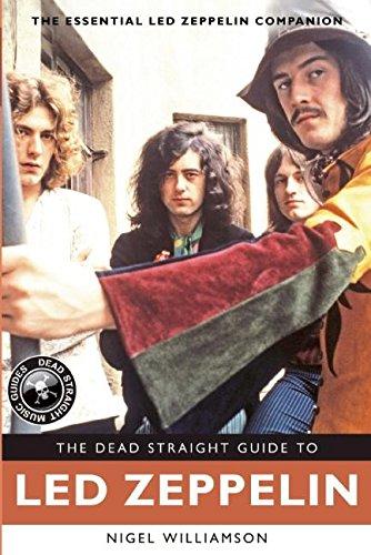 The Dead Straight Guide To Led Zeppelin - Led Zeppelin - Bøger - OMNIBUS PRESS - 9781905959525 - 26/5-2015