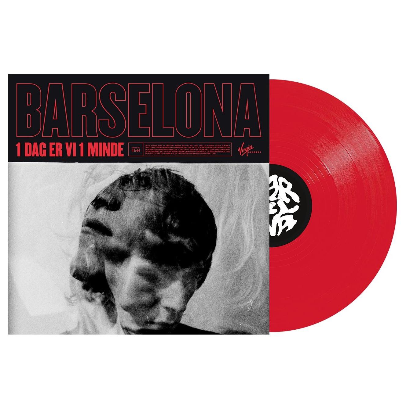 1 Dag Er Vi 1 Minde - Rød vinyl - Barselona - Musik - Universal Music - 0602507393526 - 18/9-2020