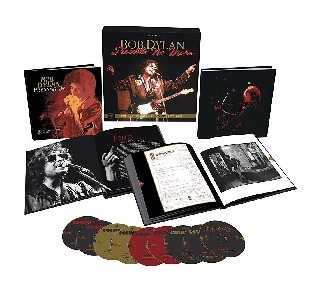 Trouble No More: the Bootleg Series Vol. 13 / 1979-1981 - Bob Dylan - Musik - Sony Owned - 0889854546526 - 3/11-2017
