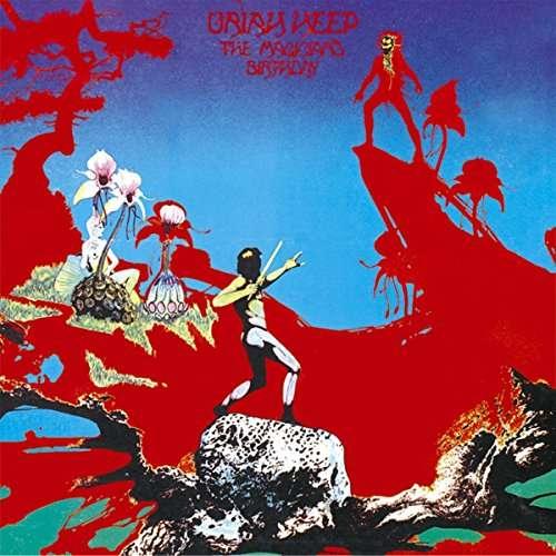 The Magician's Birthday (2-CD - Uriah Heep - Musik - BMG Rights Management LLC - 4050538187526 - 31/3-2017