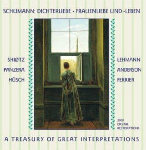 Dichterliebe / Frauenliebe Und Leben - R. Schumann - Musik - MUSIC & ARTS - 0017685123528 - 21/10-2009