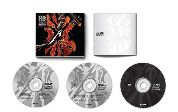 S&M2 - Metallica - Musik -  - 0602508861529 - 28/8-2020