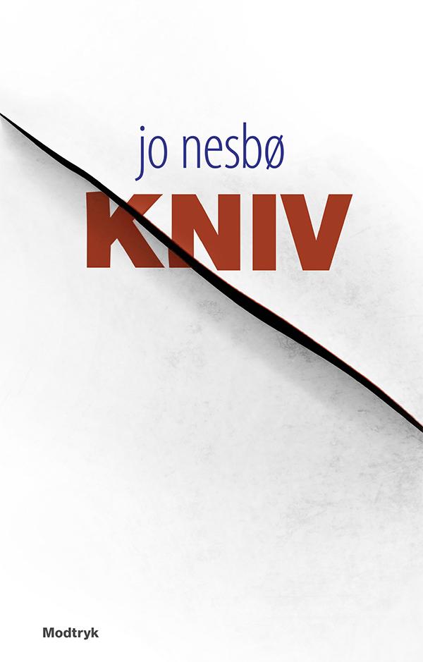 Harry Hole-serien: Kniv - Jo Nesbø - Bøger - Modtryk - 9788770071529 - 6/6-2019