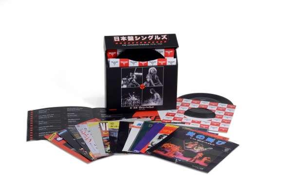 The Japanese Singles 1978-1984 - Van Halen - Musik - Rhino Warner - 0603497850532 - 1/11-2019