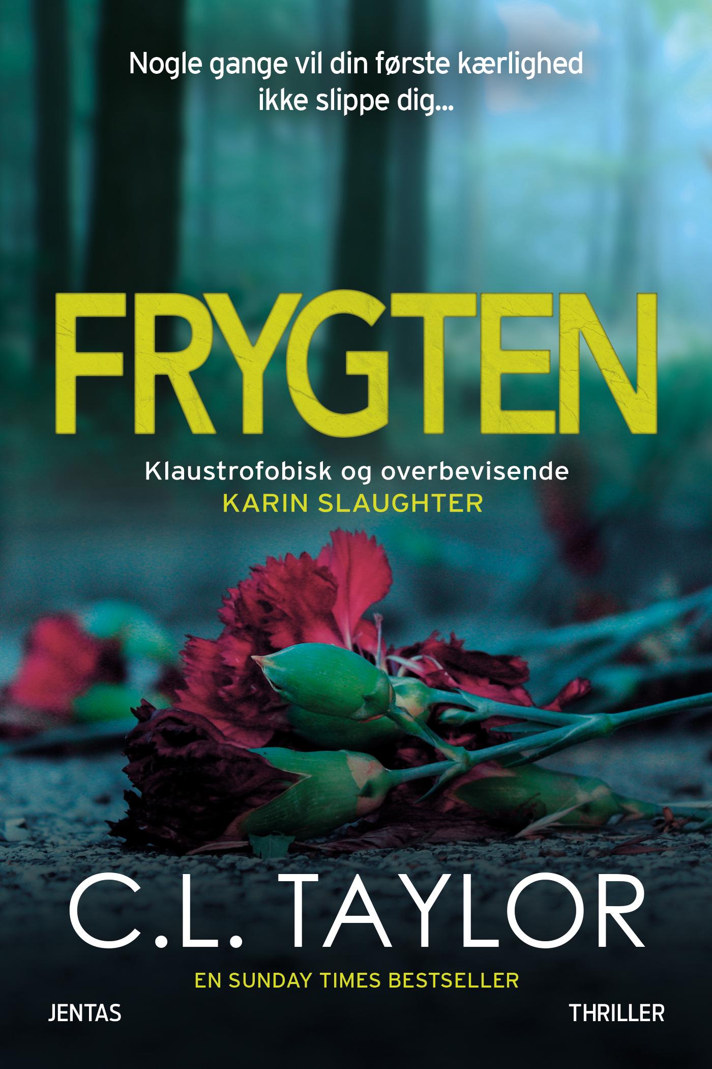 Frygten - C. L. Taylor - Bøger - Jentas A/S - 9788742601532 - 15/8-2019