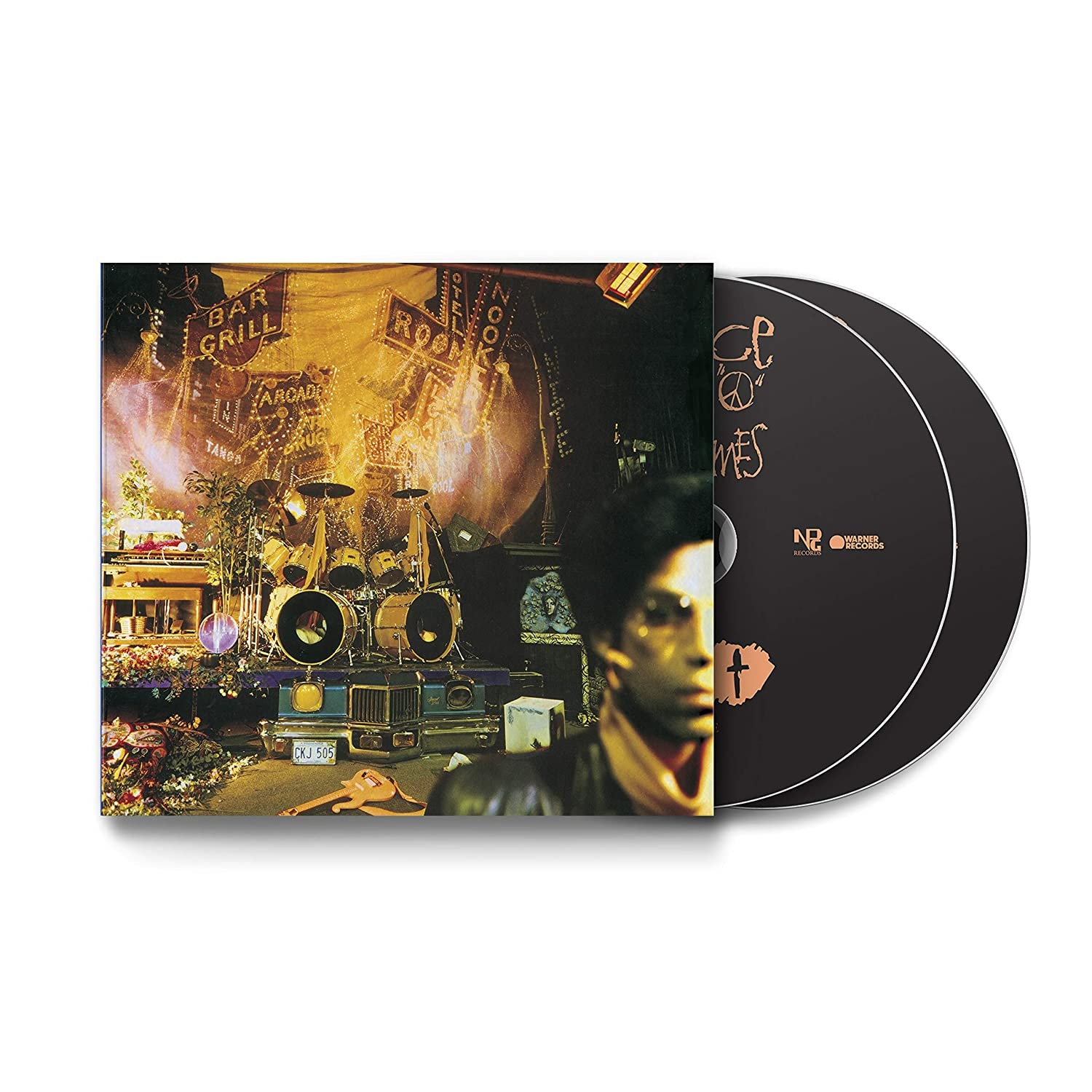 Sign O' the Times (2020 Reissue) - Prince - Musik - WARNER RECORDS - 0603497846535 - 25/9-2020