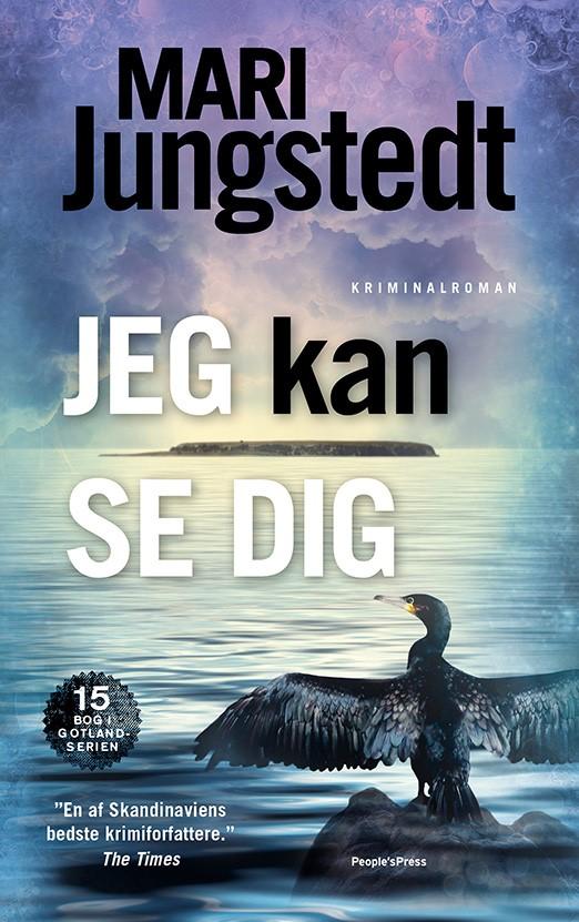 Gotland: Jeg kan se dig - Mari Jungstedt - Bøger - People'sPress - 9788770368537 - 29/5-2020
