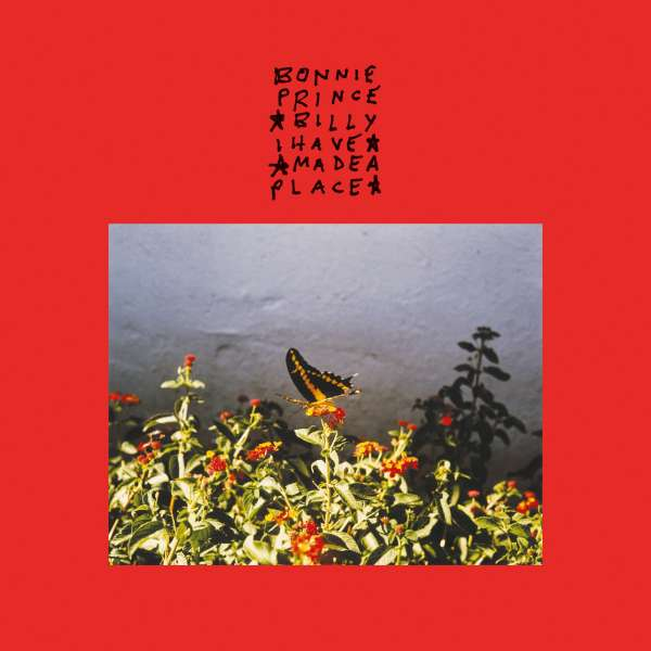 I Made a Place (Red Vinyl) - Bonnie Prince Billy - Musik - DOMINO - 0887828046539 - 15/11-2019