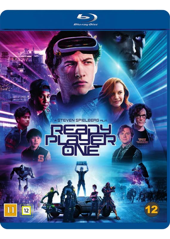 Ready Player One -  - Film -  - 7340112744540 - 9/8-2018