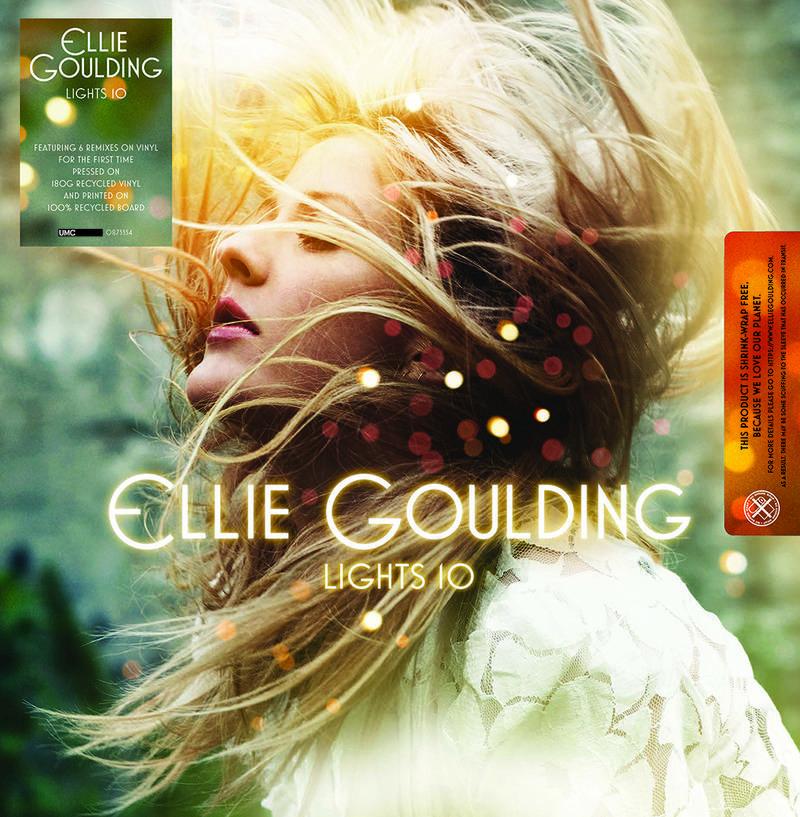 RSD 2020 - Lights - Ellie Goulding - Musik - POP - 0602508733543 - 26/9-2020