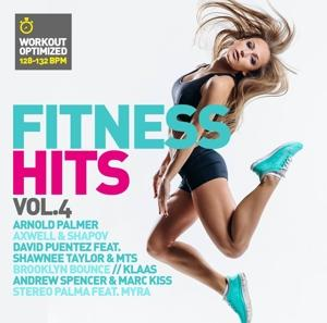 Fitness Hits 4 - V/A - Musik - SELECTED SOUND - 4032989513543 - 3/8-2017