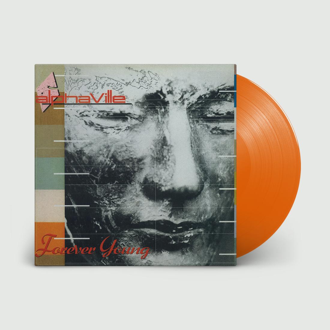 Forever Young (Orange Vinyl) - Alphaville - Musik - WARNER MUSIC - 0190295193546 - 9/10-2020