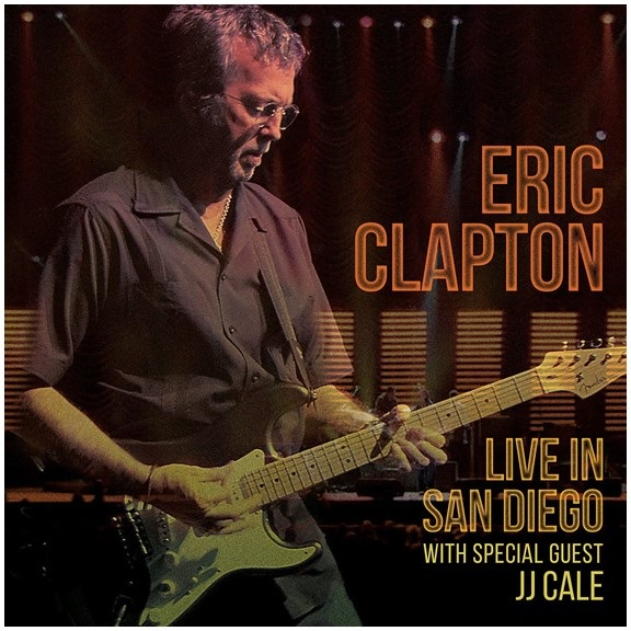 Live in San Diego (With Special Guest JJ Cale) - Eric Clapton - Musik -  - 0093624918547 - 25/11-2016