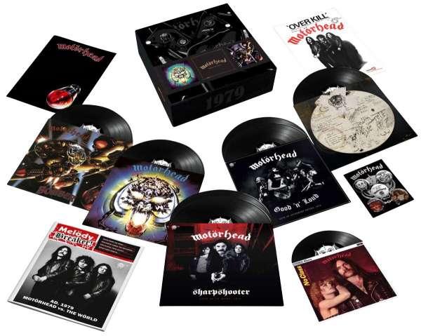 1979 - Motörhead - Musik - BMG Rights Management LLC - 4050538462548 - 25/10-2019