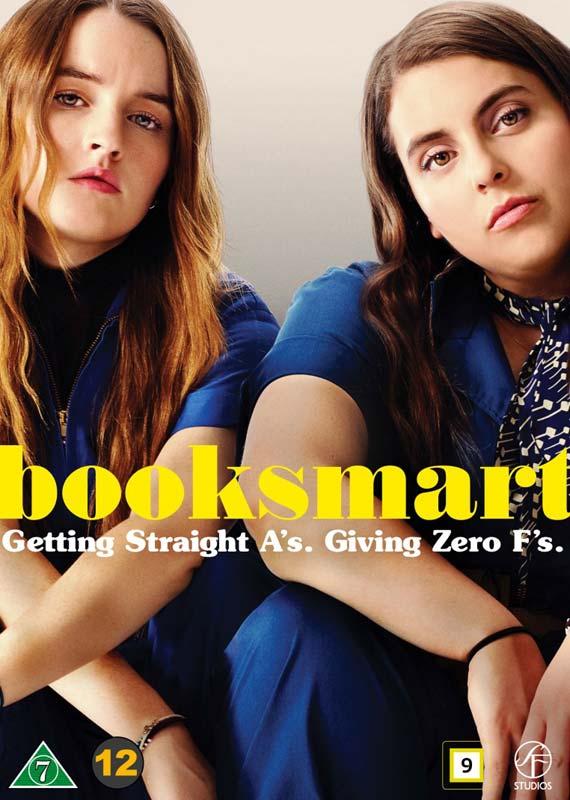 Booksmart -  - Film -  - 7333018015548 - 17/10-2019