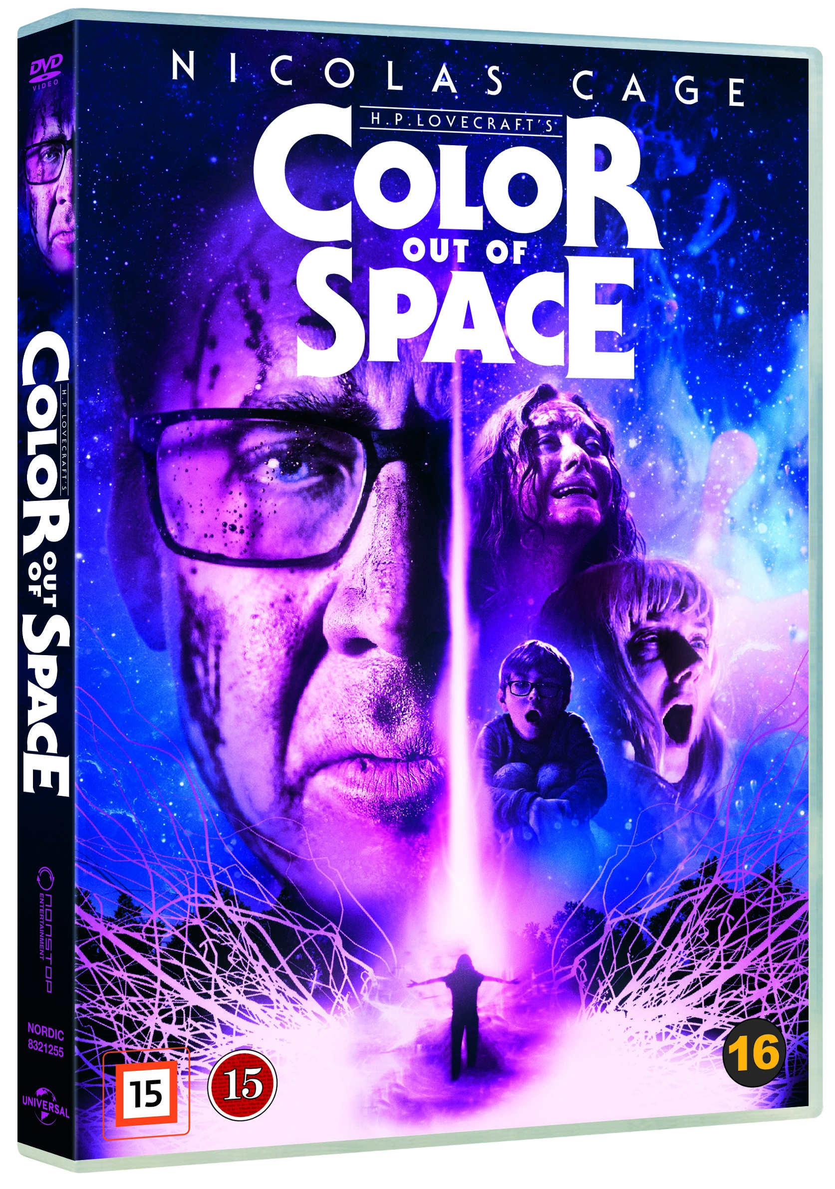 Color out of Space -  - Film -  - 5053083212551 - 15/6-2020