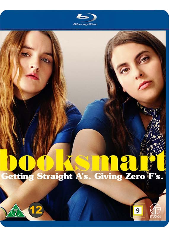 Booksmart -  - Film -  - 7333018015555 - 17/10-2019