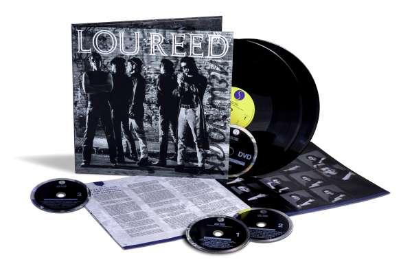 New York - Lou Reed - Musik - RHINO - 0603497847556 - 25/9-2020