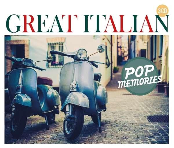 Great Italian Pop Memories - V/A - Musik - FACTORY OF SOUNDS - 8719039004560 - 23/8-2018