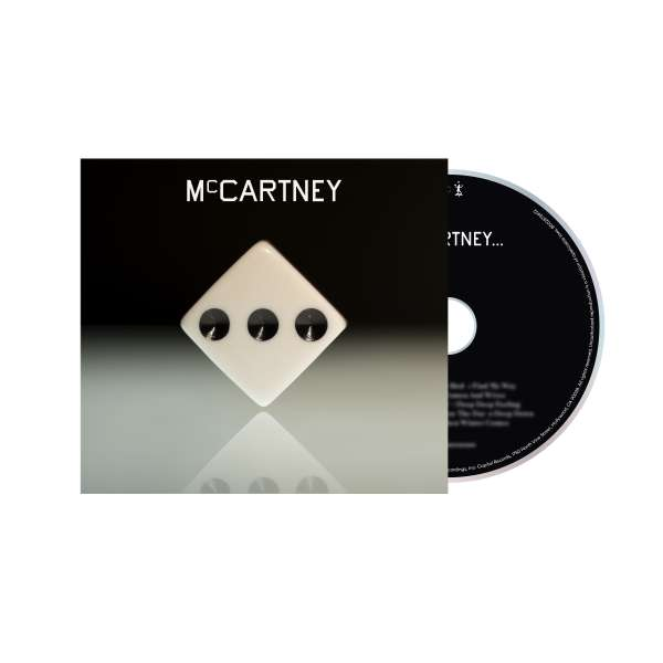 McCartney III - Paul McCartney - Musik -  - 0602435136561 - 11/12-2020