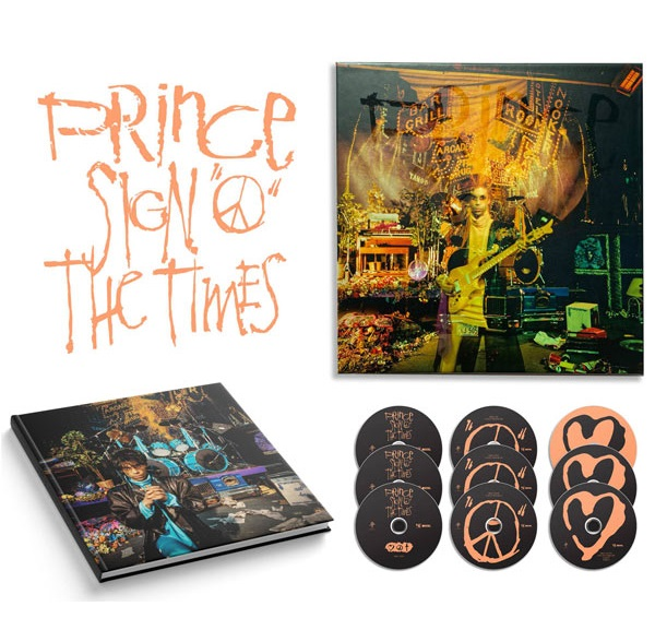Sign O' the Times (2020 Box Set) - Prince - Musik - WARNER RECORDS - 0603497847563 - 25/9-2020