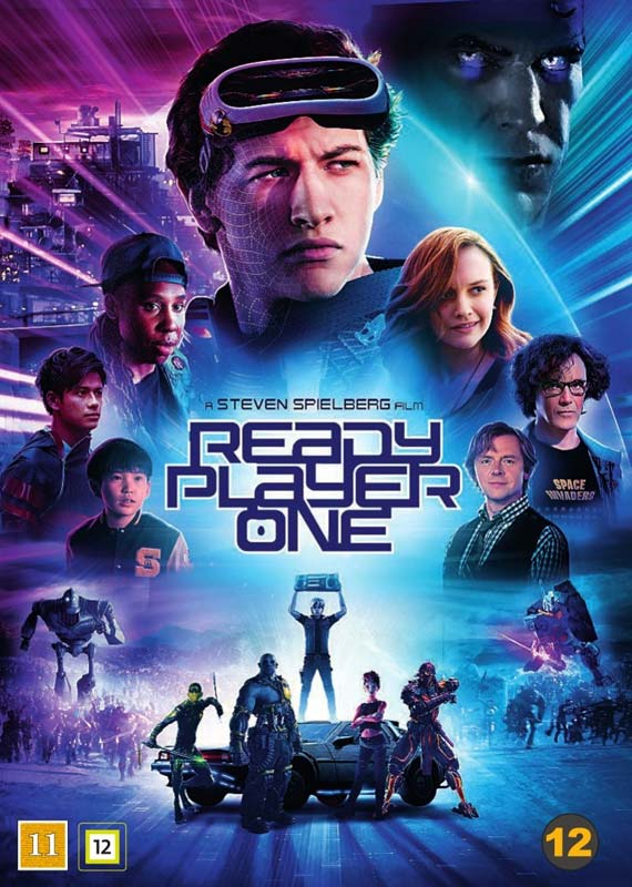 Ready Player One -  - Film -  - 7340112744564 - 9/8-2018