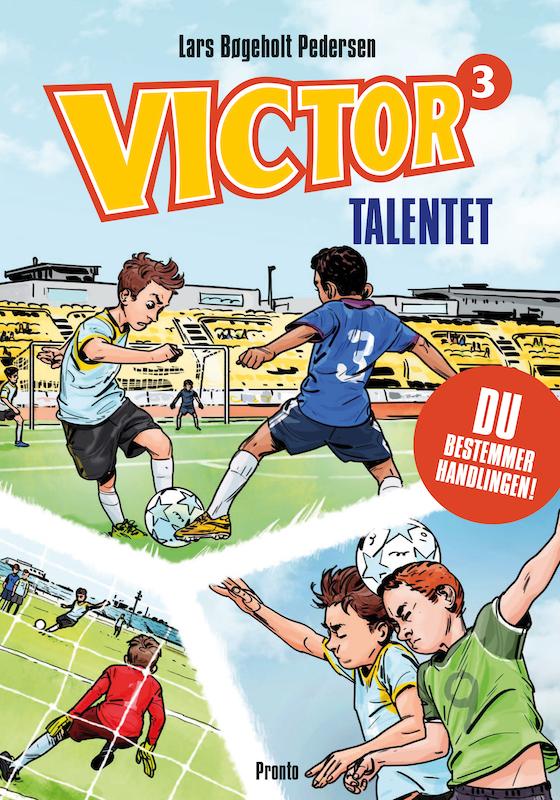 VICTOR: VICTOR Talentet - Lars Bøgeholt Pedersen - Bøger - Pronto - 9788793222564 - 4/12-2019