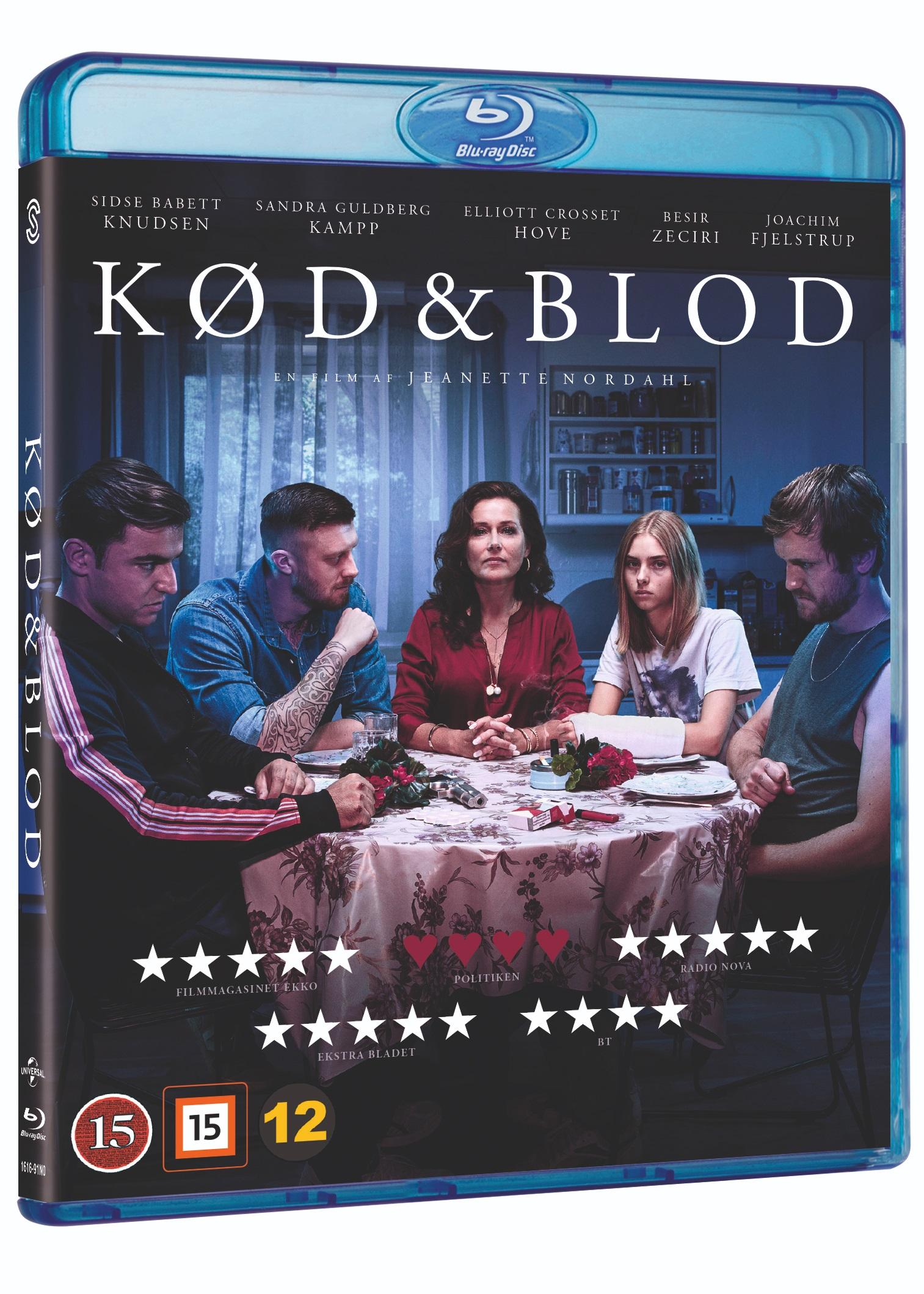Kød & Blod -  - Film -  - 5706169003566 - 12/10-2020