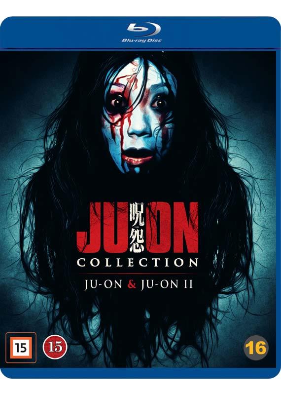 Ju-on I & II -  - Film -  - 5053083217570 - 7/9-2020