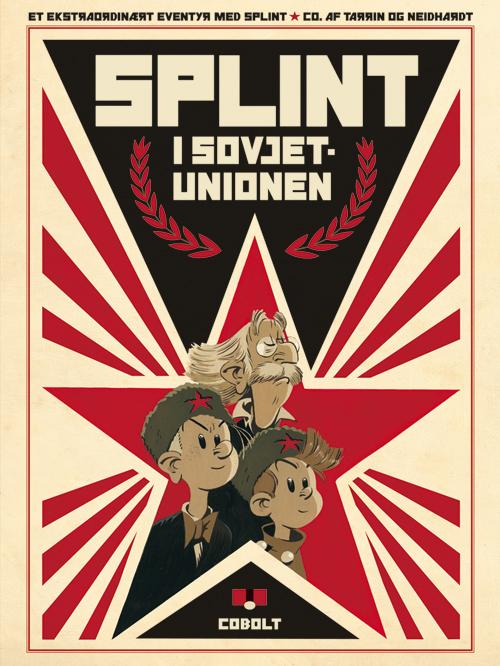 Et ekstraordinært eventyr med Splint & Co. af Tarrin og Neidhardt - Fred Neidhardt - Bøger - Cobolt - 9788770858571 - 12/11-2020
