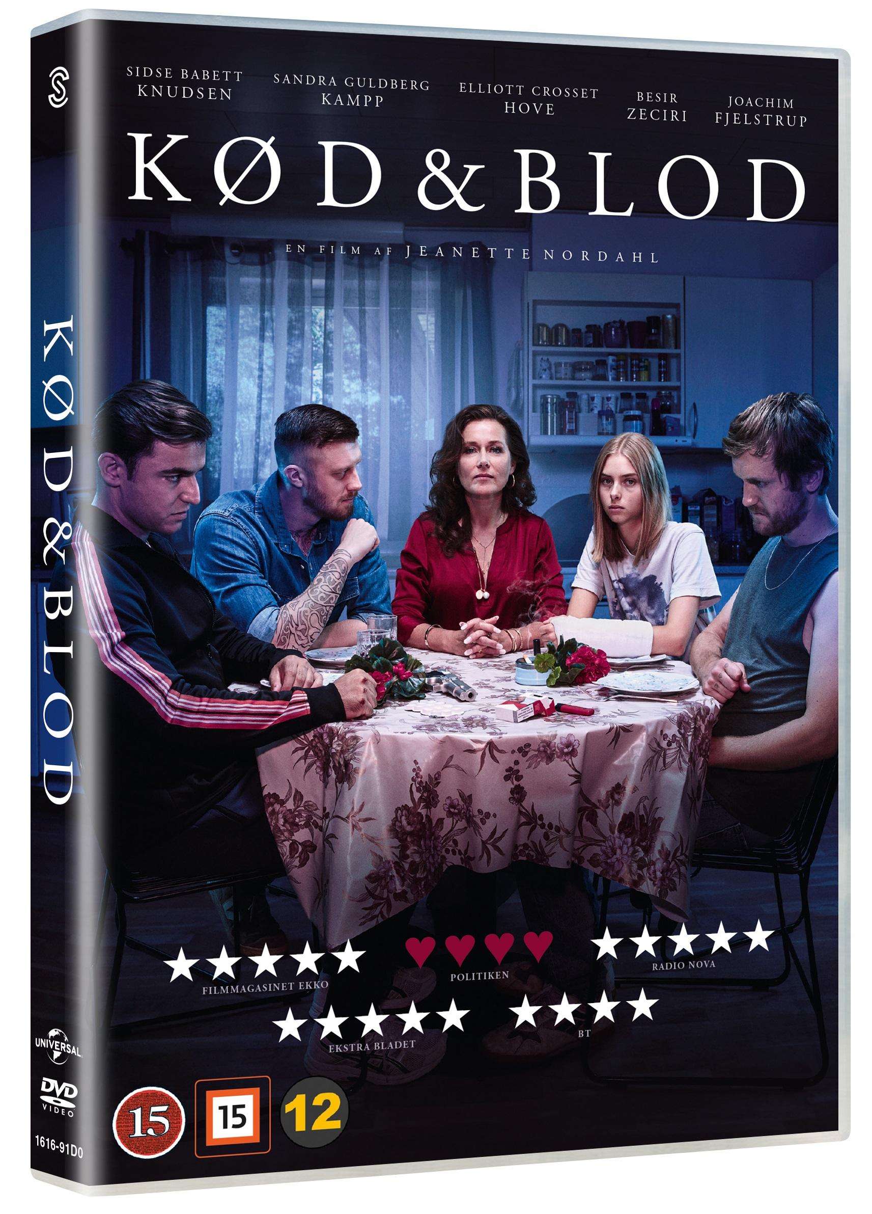 Kød & Blod -  - Film -  - 5706169003573 - 12/10-2020