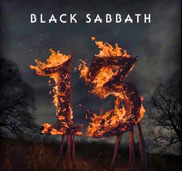 13 - Black Sabbath - Musik -  - 0602537349579 - 10/6-2013