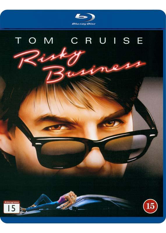 Risky Business -  - Film - Warner - 5051895034583 - 29/4-2013
