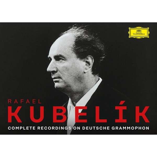 Complete Recordings on Dg - Rafael Kubelik - Musik - DEUTSCHE GRAMMOPHON - 0028947999591 - 8/6-2018