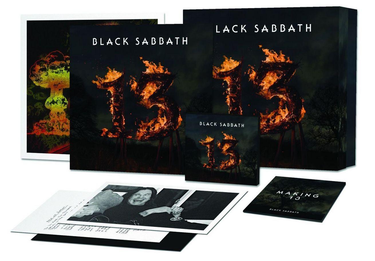 13 - Black Sabbath - Musik - MERCURY - 0602537349593 - 18/6-2013