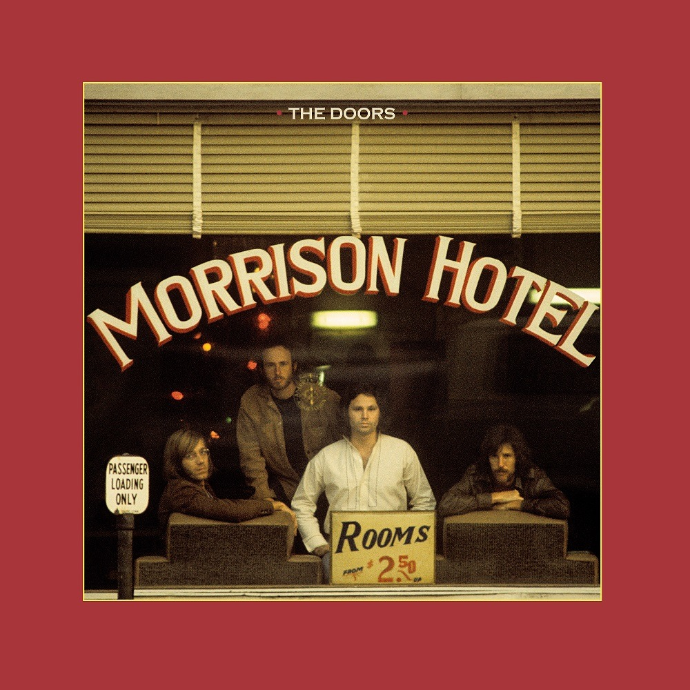 Morrison Hotel (50th Anniversary) - The Doors - Musik - RHINO - 0603497847600 - 9/10-2020