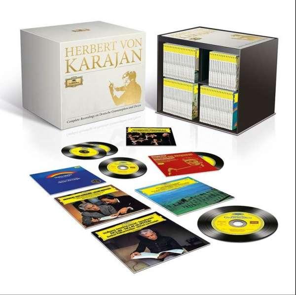 Complete Collection - Herbert von Karajan - Musik - DGG - 0028947981602 - 3/11-2017